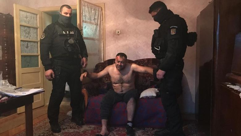 criminal politist timis prins