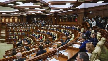 parlament moldova - unimedia