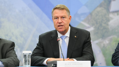 IOHANNIS DISCURS 2-PRESIDENCY
