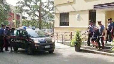 tâlhari reținuți de carabinieri