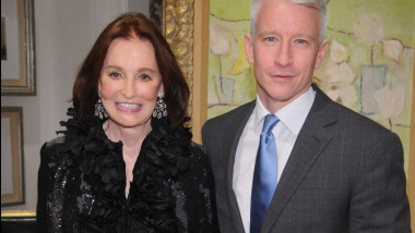 gloria vanderbilt si anderson cooper crop getty