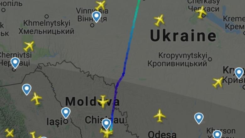 avion republica moldova