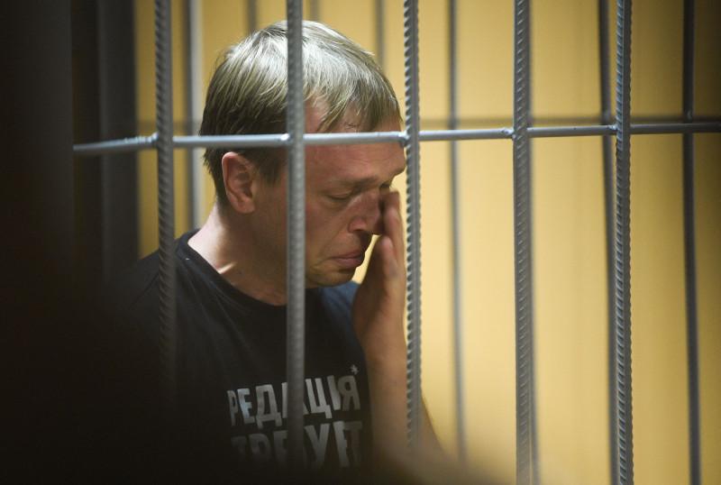 Ivan Golunov jurnalist rus arestat