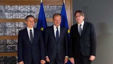 dacian-ciolos-donald-tusk-guy-verhofstadt-twitter