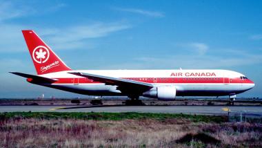 air canada avion
