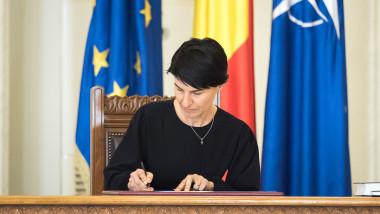 violeta alexandru presidency