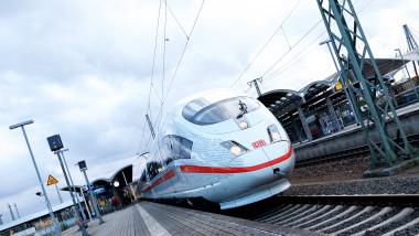 Deutsche Bahn Inaugurates High-Speed Berlin-Munich Railway Link