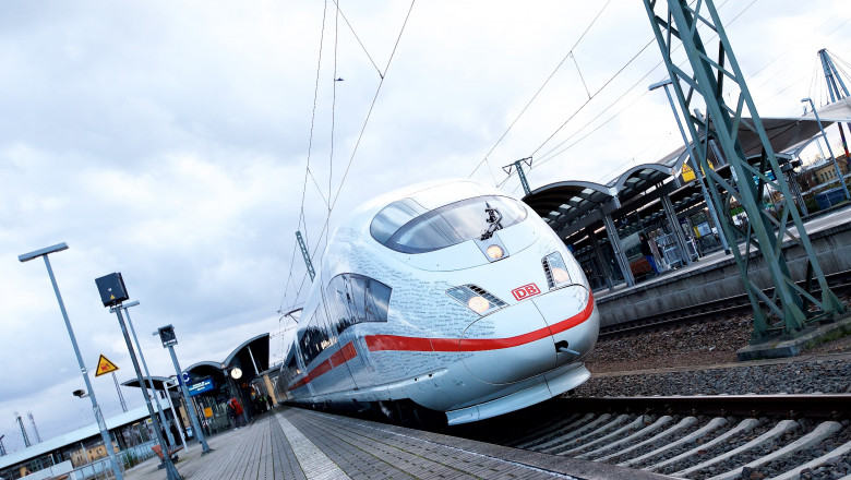 Deutsche Bahn Inaugurates High-Speed Berlin-Munich Railway Link