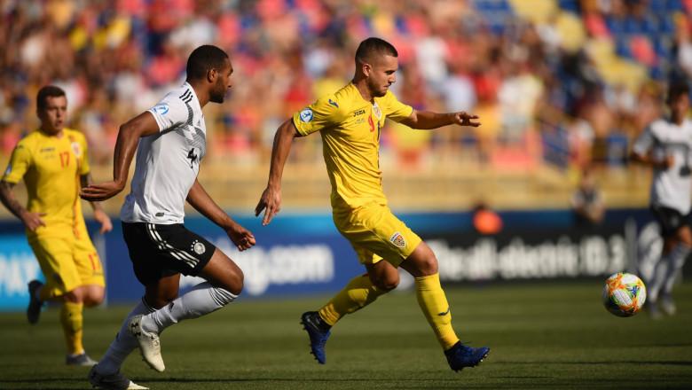 Germany v Romania - 2019 UEFA U-21 Championship Semi-Final
