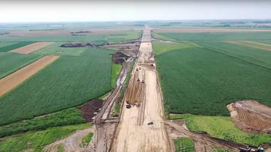 autostrada transilvaniei la granita