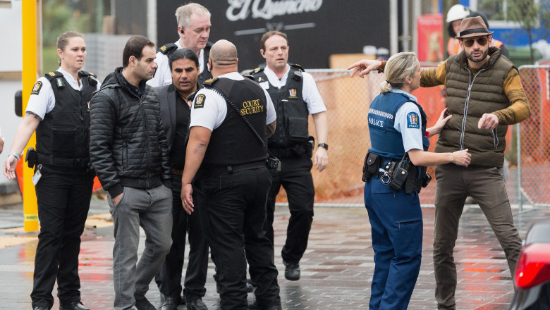 Christchurch Terror Attack Accused Faces New Charges In Court