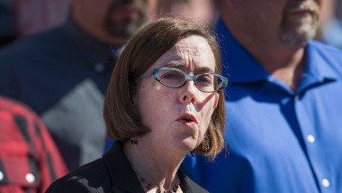 Kate Brown, guvernator Oregon