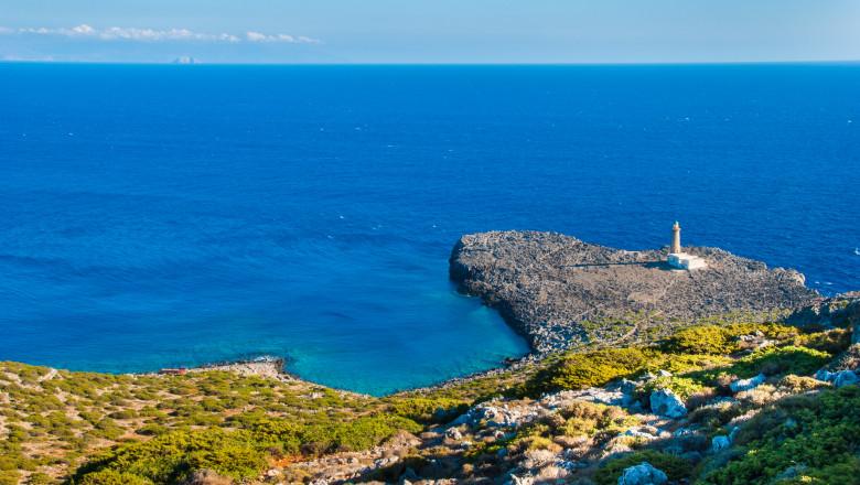 insula Antikythera, Grecia