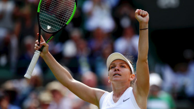Simona Halep, Wimbledon 2019, turul 3