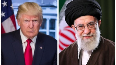 Donald Trump si Ali Khamenei cross hotnews