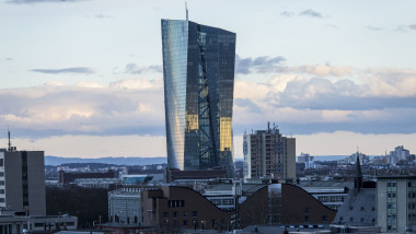 ECB Governing Council Meets As Eurozone Slumps