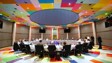 masa rotunda consiliul european