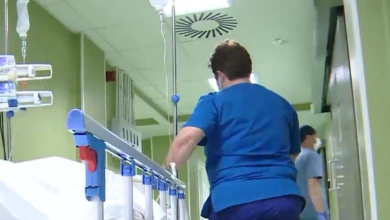 spital asistent medic pacient