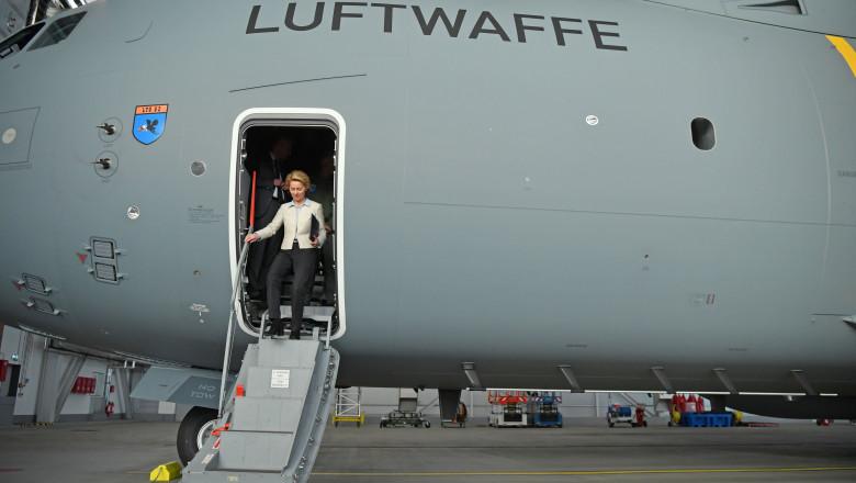 Luftwaffe Expands Its A400M Transport Fleet