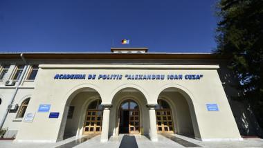 """Ministrul Educaţiei a retras acreditarea Şcolii doctorale de la Academia de Poliţie """"Alexandru Ioan Cuza"""""""