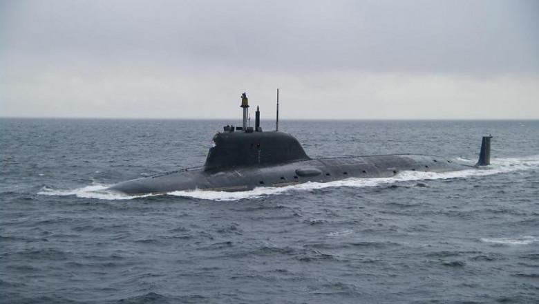 Losharik rusia submarin