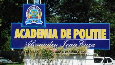 academia politie