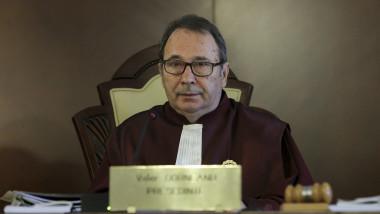 Valer Dorneanu, presedinte