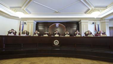 ședință CCR