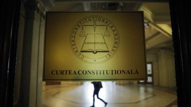Curtea Constituționala sigla
