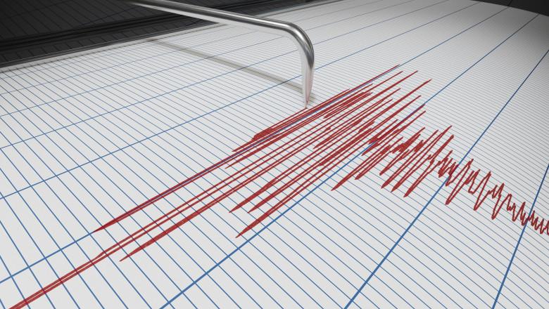 seismograf cutremur getty