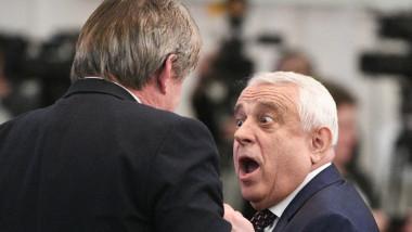 BUCURESTI - ADUNAREA GENERALA A SOCIATIEI COMUNELOR DIN ROMANIA
