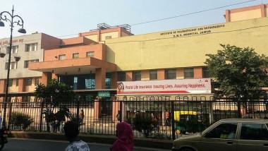 Spital în Jaipur, India