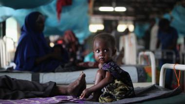 """100 de milioane de dolari au fost deblocate pentru a evita decesele """"chinuitoare"""" provocate de foamete în șapte țări"""