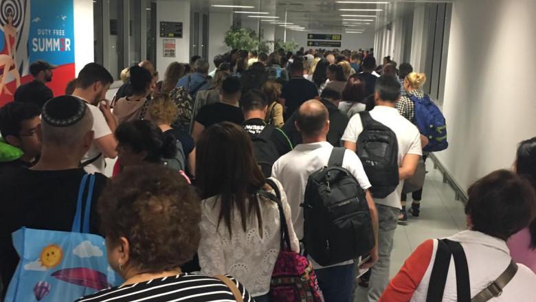 aglomeratie aeroport