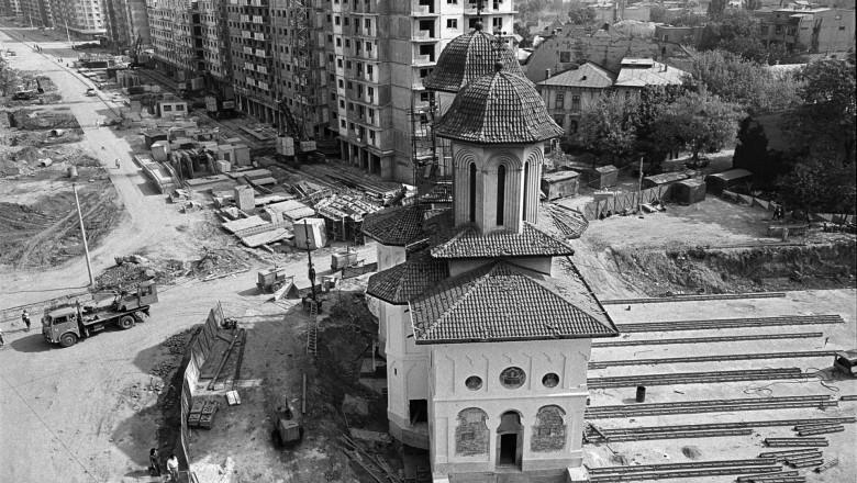 Septembrie 1982, Calea Moșilor București