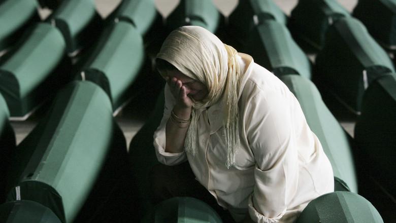Srebrenica Prepares For Mass Funeral To Commemorate 10th Anniversary Of Massacre
