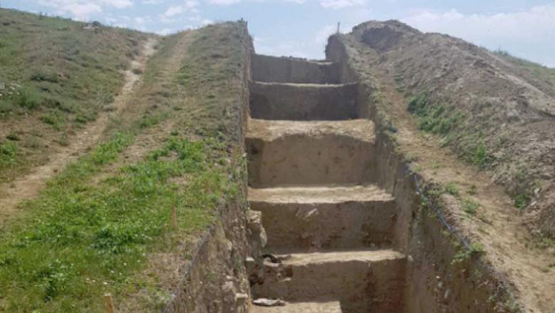 descoperire arheologica Galati