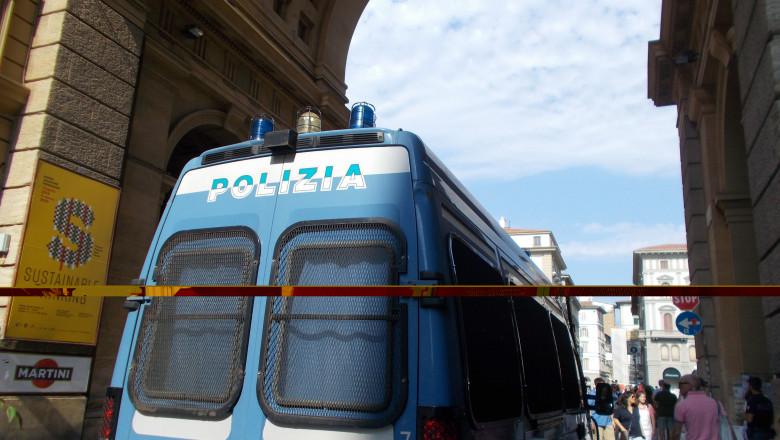 duba politie italiana - lp