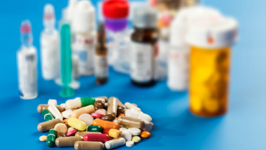 Companie de medicamente amendată
