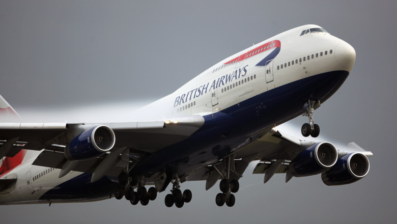 Plans For British Airways And Iberia Merger Are Announced