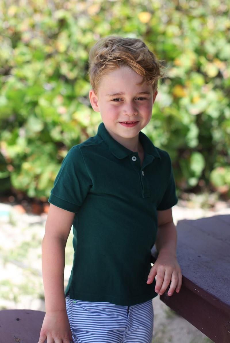 Prințul George a împlinit 6 ani