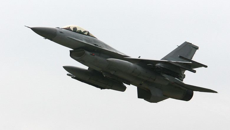 South Korea & US Air Force Conduct Combined Training Exercise