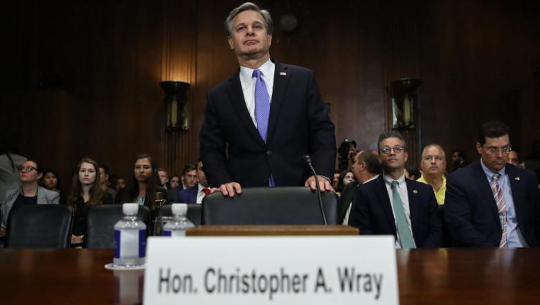 Christopher Wray, director FBI