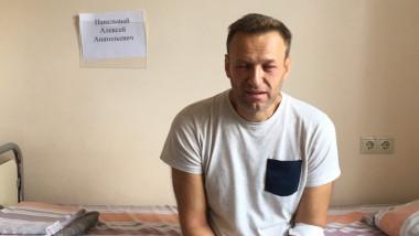aleksei navalnii infirmerie - blogul lui