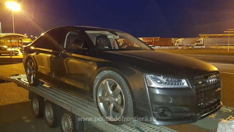 autoturism Audi Vama Nădlac