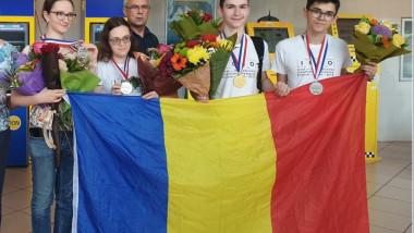 lot olimpici chimie 2019