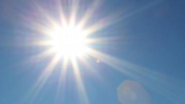 soare canicula cer senin
