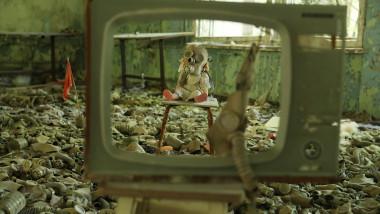 Pripyat, oras abandonat