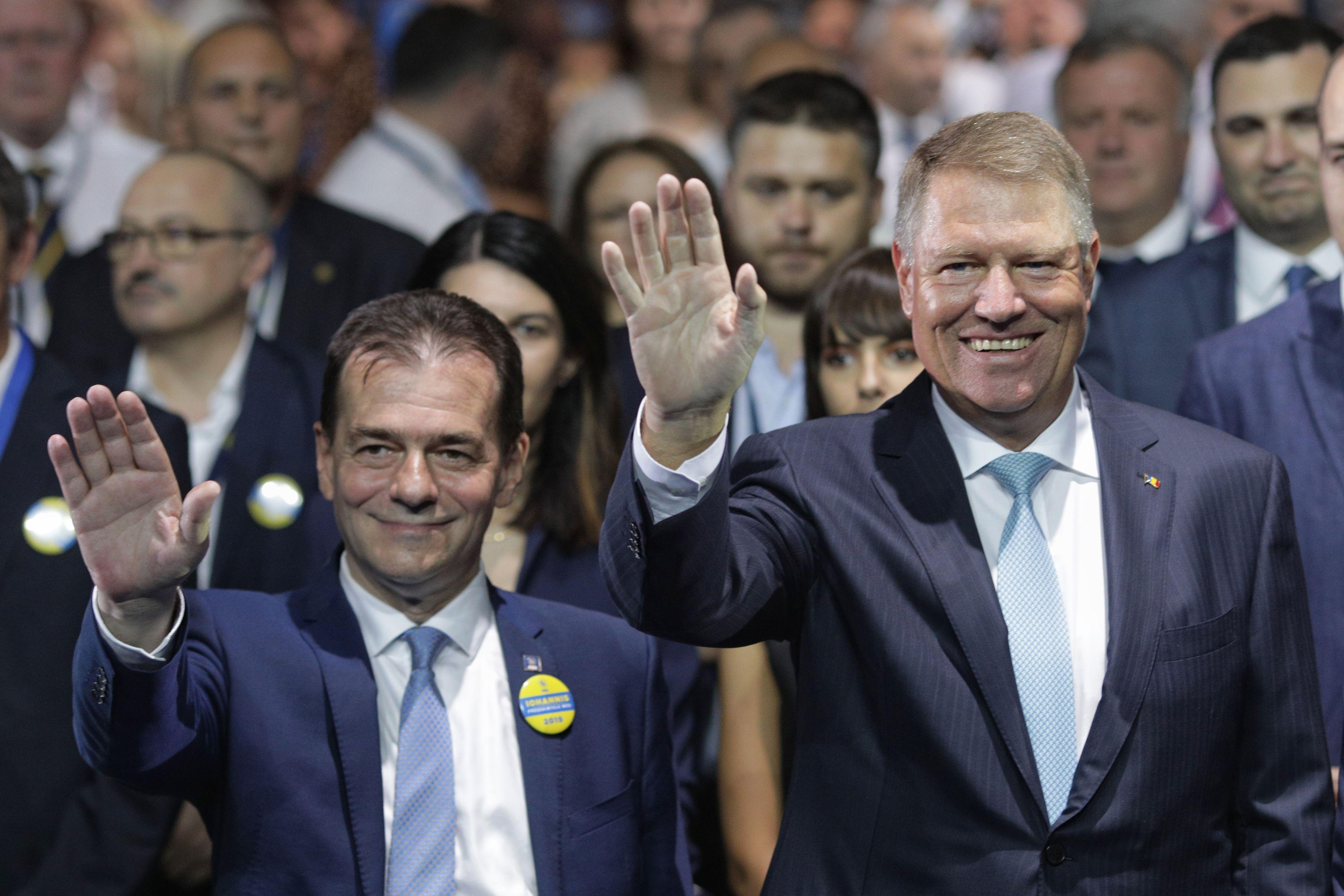 Rareș Bogdan: Klaus Iohannis nu are cum să câștige din primul tur; nu mai facem publice sondaje nici măcar în partid