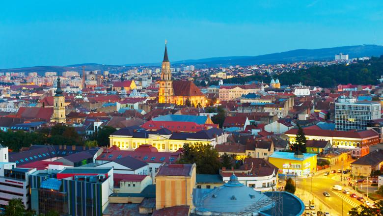 Cluj ajunge la o incidență de 7,3.